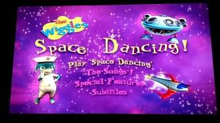 Wiggles Dancing Dvd Menu
