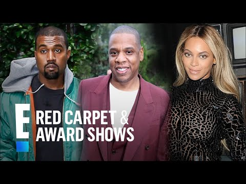 Will Jay-Z, Beyonce & Kanye Attend the 2018 Grammys? | E! Live from the Red Carpet