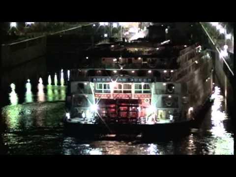 American Queen Inaugural Voyage 2012