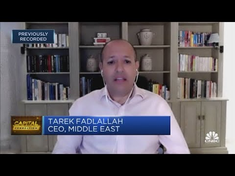 Middle East sovereign wealth funds need to invest in region, CEO says
