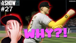 I BROKE RECORDS, HAD A NO HITTER AND HE DID THIS?! | MLB The Show 21 | Road to the Show #27