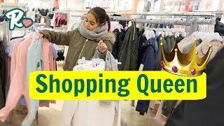 SHOPPING QUEEN Joana und Lamiya | Domi Donnerstag | Vlog#934 Rosislife
