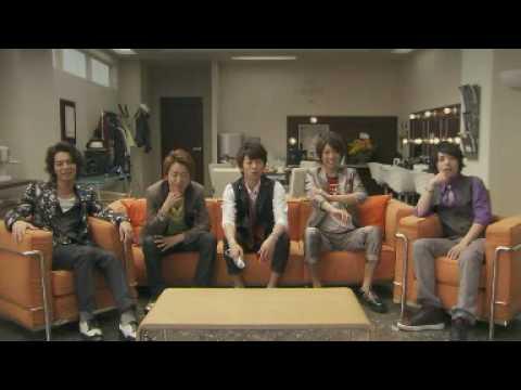 櫻井翔 Wii CM スチル画像。CMを再生できます。