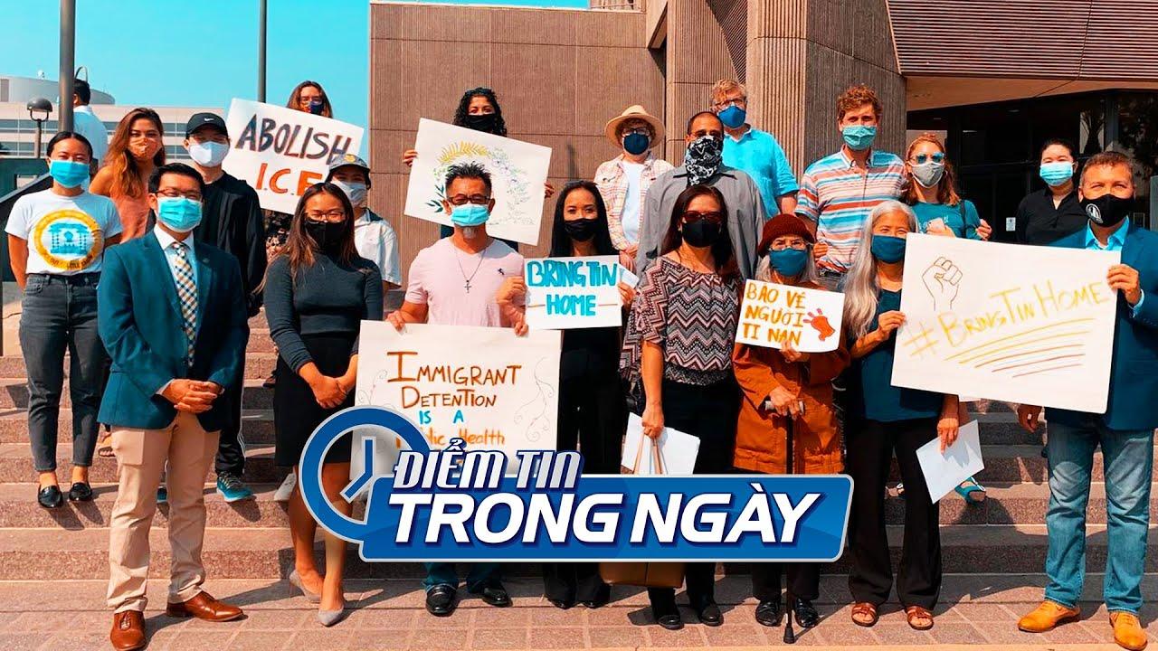 Người tù gốc Việt bị cảnh sát di trú tạm giam chờ trục xuất sắp được tự do