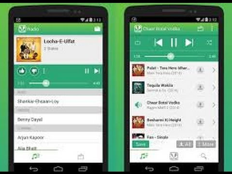 Download free unlimited music from savaan app