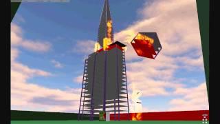 Roblox Pyros: Skyscraper