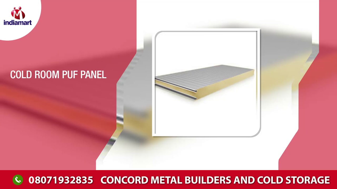 Cold Storage And PUF Panel Manufacturer