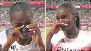 Dina Asher-Smith Breaks Down in Tears as She Failed to Qualify Tokyo Olympics 2020