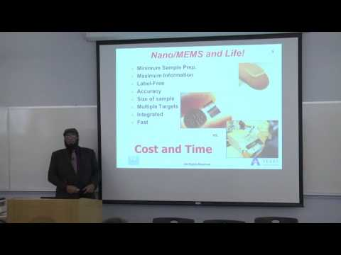 Biomedical Engineering Lecture Series - Samir Iqbal