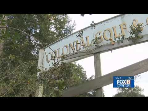 Colonial Golf and Country Club landowners want commercial development there