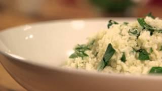 Cauliflower Rice with Doug McNish (raw)