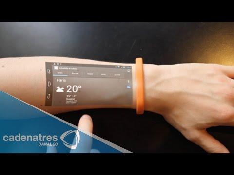Cicret Bracelet, una pantalla en tu piel