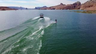 Lake Powell waterski