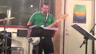 Into the fire Deep purple cover song by Al Bundy