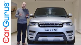 Range Rover Sport (2nd Generation) | CarGurus Used Car Reviews