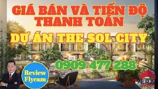 Thắng Lợi Group bán đất The Sol City Nam Sài Gòn thuộc Khu dân cư Hải Sơn Đức Hòa Long An