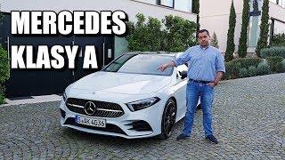 Mercedes-Benz Klasy A 2018 (Pl) #Hejmercedes - Test I Jazda Próbna