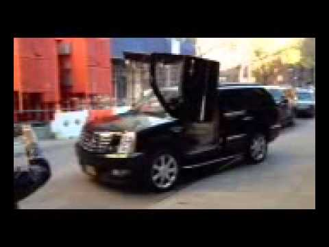 Motorized Lambo Doors