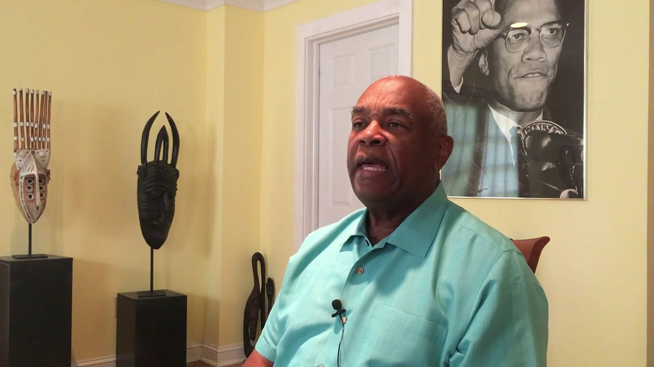 Julian Bond Oral History Project: Courtland Cox