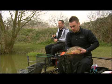 Fishing Gurus - Season 1 - Episode 1 - Aarons Lake, Essex