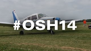 EAA AirVenture Oshkosh 2014 - The Approach