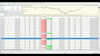 Forex robots portfolio for auto trading at forex market with Metatrader 4