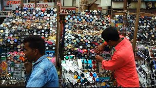 Hong Kong Market is the best shopping location for electronics goods, Siliguri