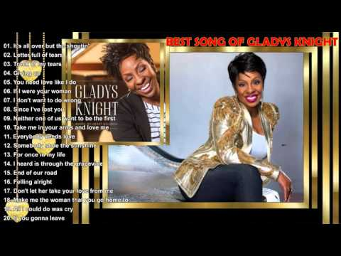 GLADYS KNIGHT: Gladys Knight Greatest Hits Collection