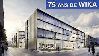 WIKA a 75 ans ‒ Part of your business