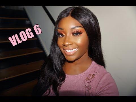 Vlog 6   Summer Tangerine Fresh Face, K BBQ + Beauty Empties   Makeupd0ll