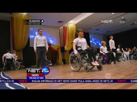 Penyandang Disabilitas Di Rusia Ikuti Ajang Born To Win - NET24