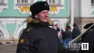 ВОЕННЫЕ ОРКЕСТРЫ В САНКТ-ПЕТЕРБУРГЕ 2018