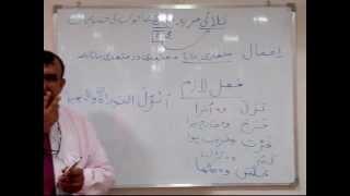 Arabic Grammar Lecture 20 (Urdu)