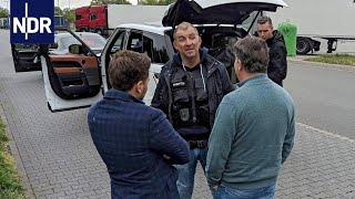 Grenzenlose Ganovenjagd: Polizei-Einsatz auf der Autobahn | die nordreportage | NDR Doku