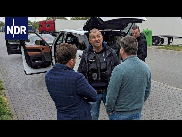 Grenzenlose Ganovenjagd: Polizei-Einsatz auf der Autobahn   die nordreportage   NDR Doku