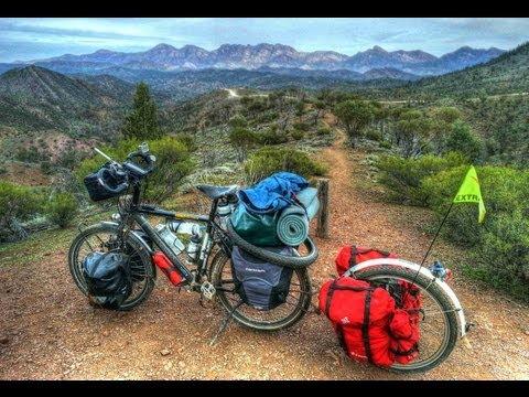 Bicycle Touring Flinders Rangers Mawson Trail thumbnail