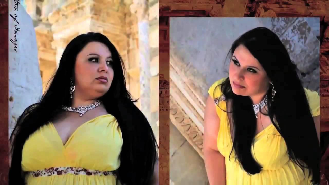 Bbw Plus Size Model Emely Turkiye Efes Ephesus Hd