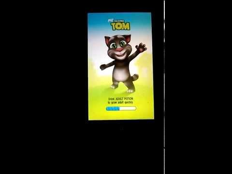 hack my talking tom windows phone mới nhất - Hach tiền My Talking Tom trên Windows Phone 8.1