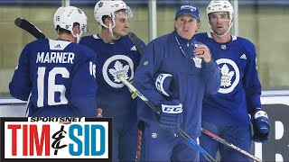 Making Sense Of The Mike Babcock and Mitch Marner Story   Tim and Sid