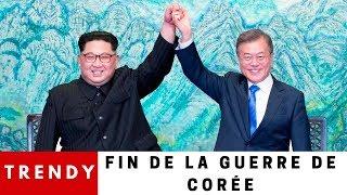LA FIN DE LA GUERRE DE CORÉE ! UN JOUR HISTORIQUE, APRES 65 ANS !