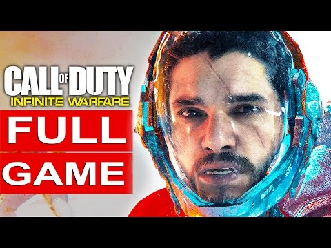 CALL OF DUTY INFINITE WARFARE Gameplay Walkthrough Part 1 CAMPAIGN FULL GAME 1080p HD No Commentary