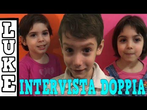 INTERVISTA DOPPIA DELLE MIE FIGLIE!