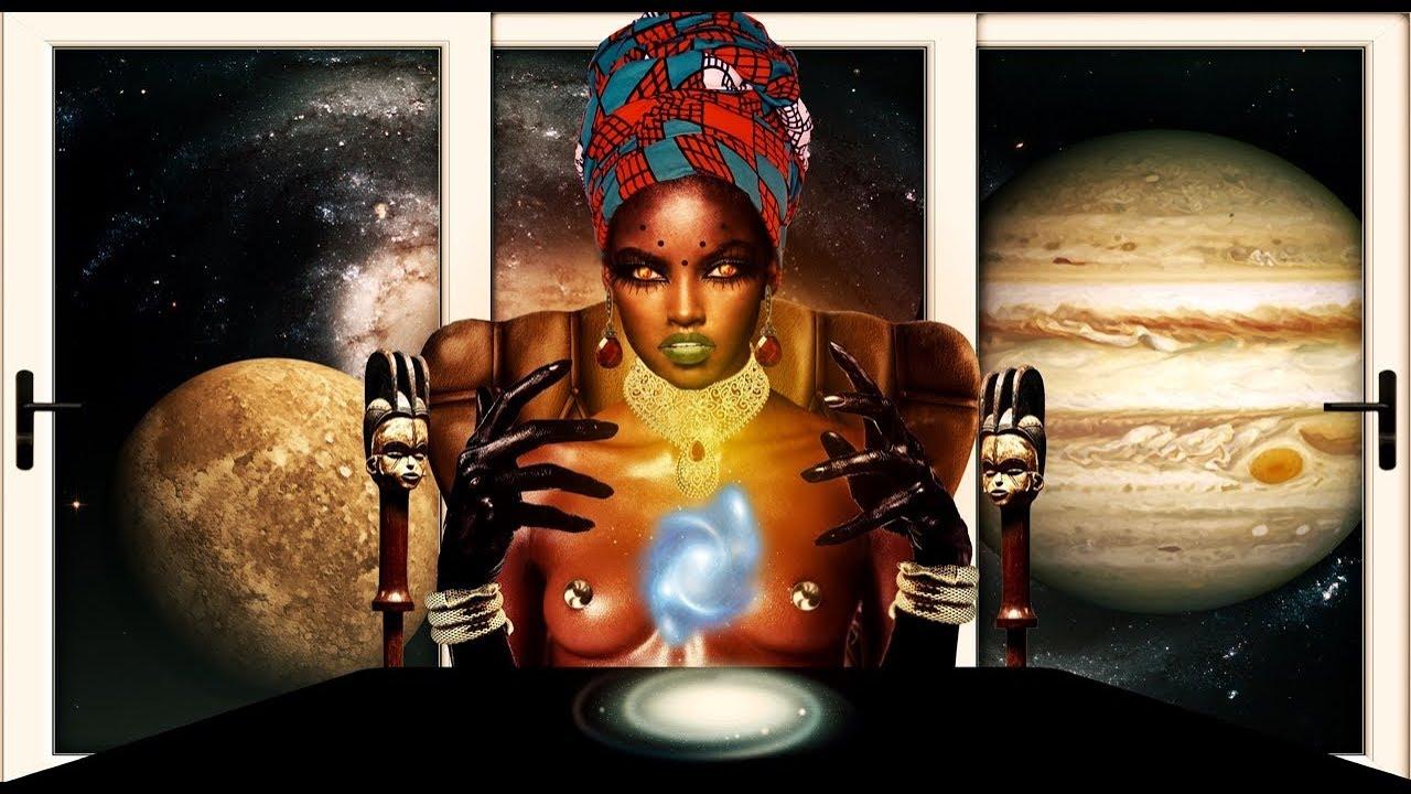 Download IGBO / AFRICAN GODDESS: EZENWANYI AGBARA By SIRIUS UGO ART