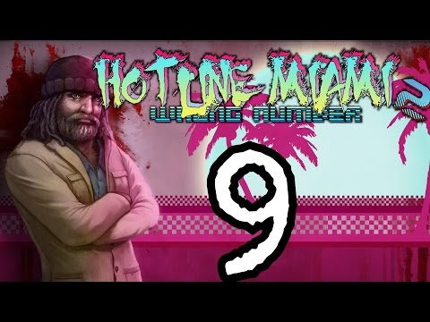 ► Hotline Miami 2 : Wrong Number   #9   Power Plant   CZ Lets Play / Gameplay [1080p] [PC]