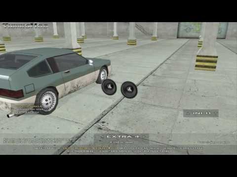 GTA San Andreas Modificando Carro E Colocando Som No Porta Malas