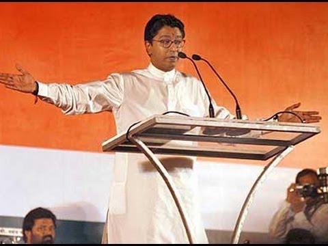 Raj blasts modi's 'gujarati focus' in mumbai; says 'mns is aap ka.