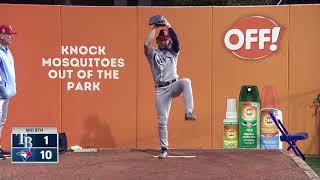 Brett Phillips takes the mound…