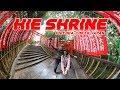 HIE SHRINE - MOST HONORED SHRINE IN JAPAN