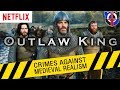 Crimes Against Medieval Realism: Outlaw King NETFLIX trailer