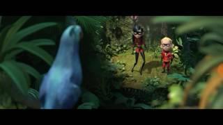 Les indestructibles 1: La Jungle ( Partie 1)